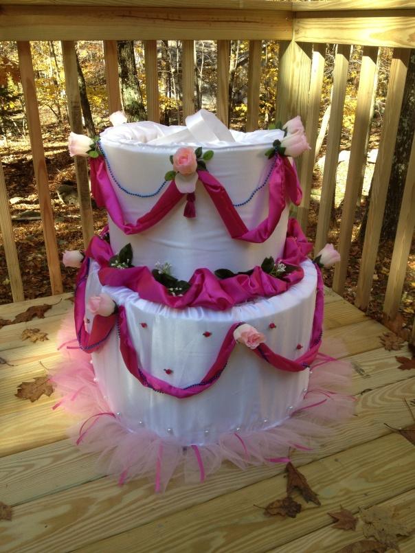 Halloween Cake Costume